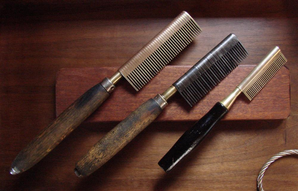 Old Fashioned Straightening Comb